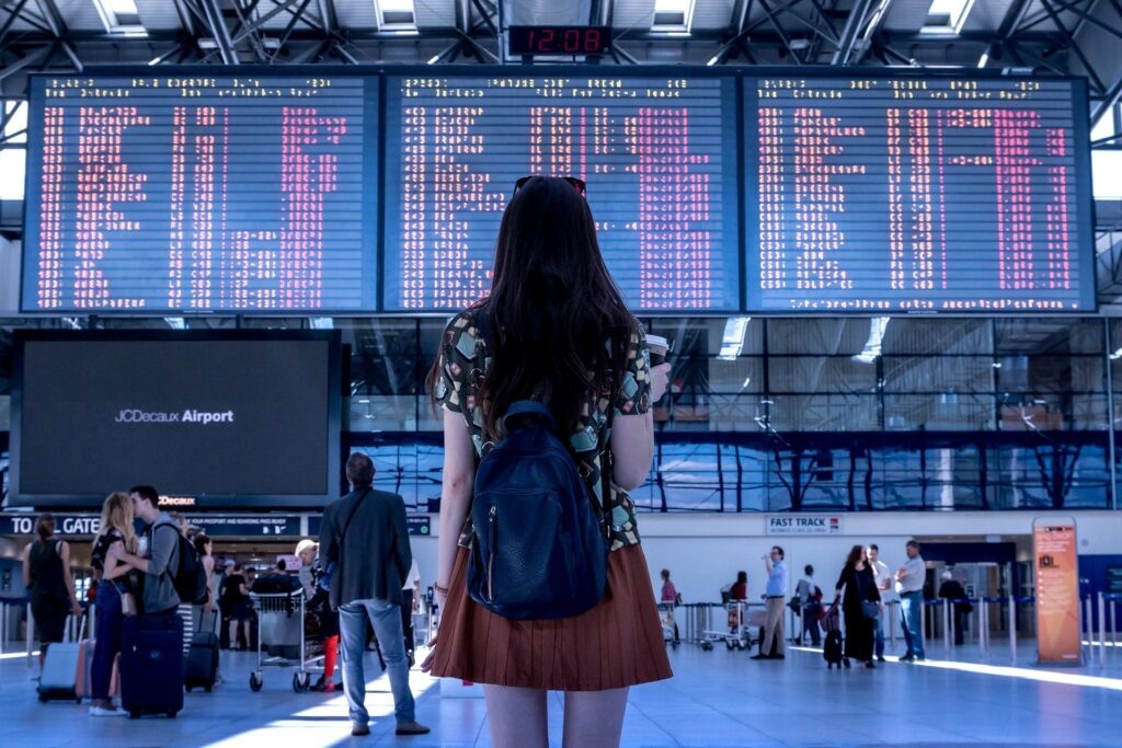 Getting Hot Student Travel Overseas
