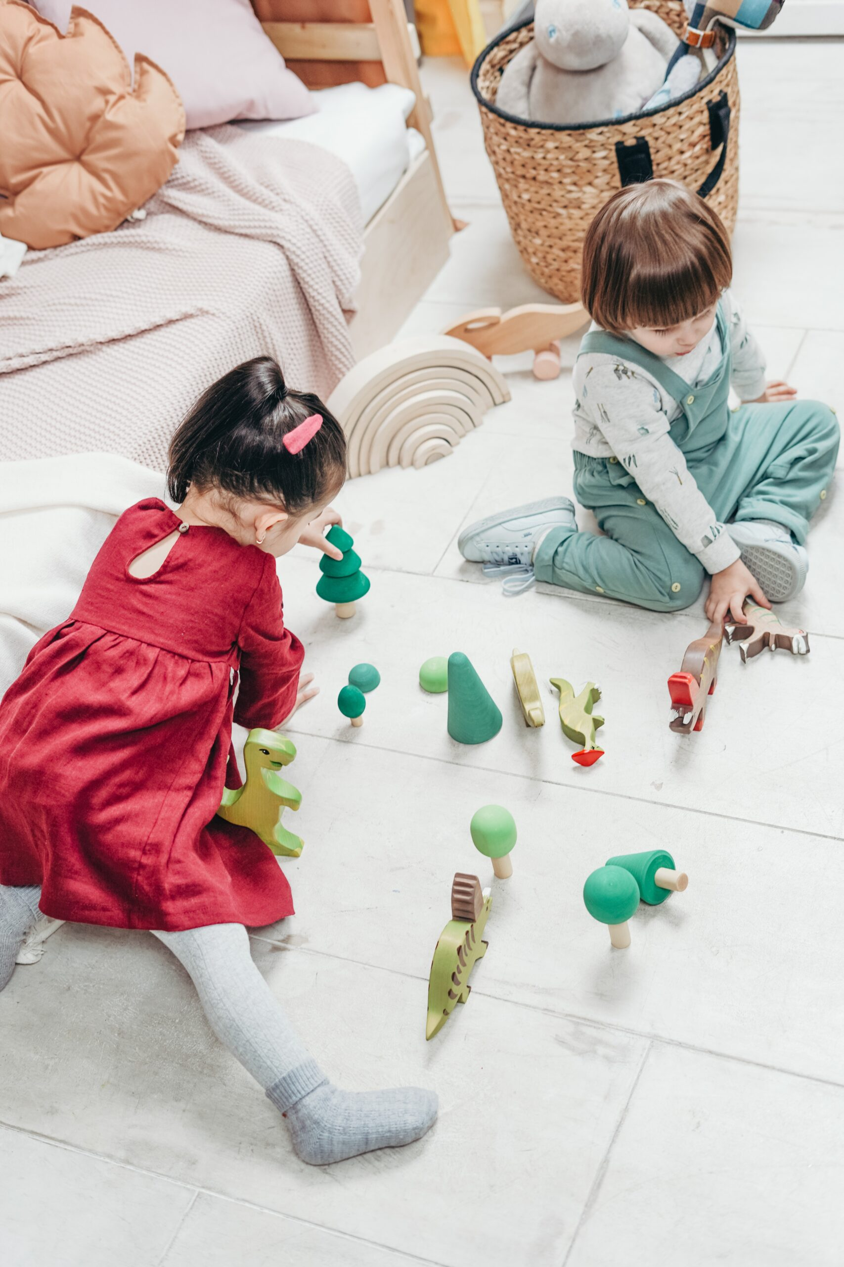 Children Can Learn With Classic Toys